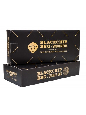 Smoker Box Blackchip BBQ